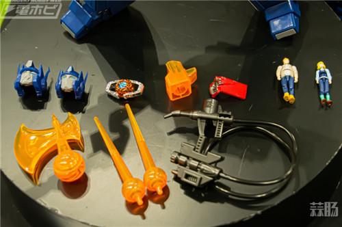 东京玩具展MP-44擎天柱细节图公开 变形金刚 第10张