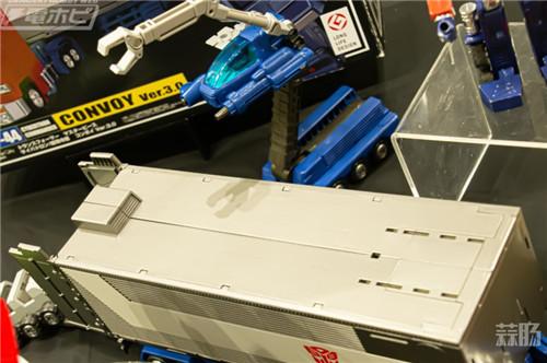 东京玩具展MP-44擎天柱细节图公开 变形金刚 第9张