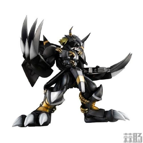 《数码宝贝》黑暗战斗暴龙兽模型公布 模玩 第5张