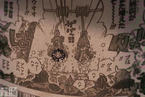 《海贼王》漫画第942话情报公开