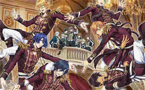 剧场版《歌之王子殿下真爱王国》预告片公开