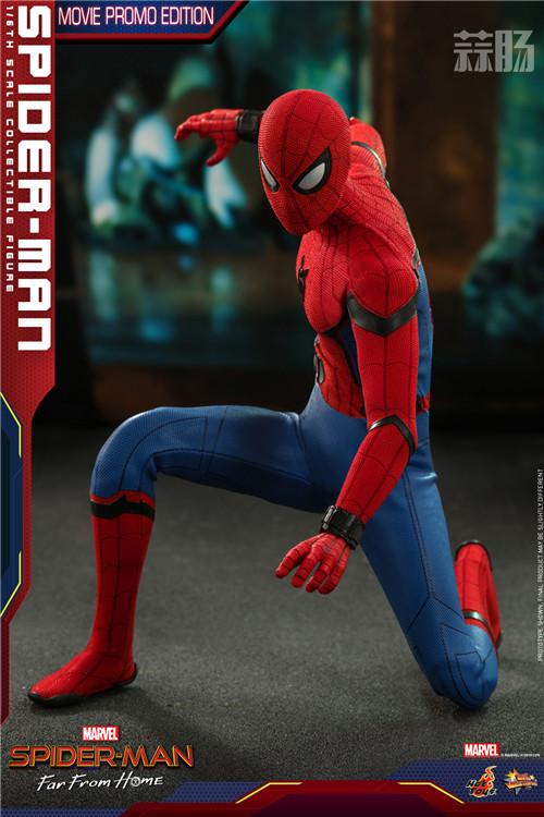 蜘蛛侠(电影期间限定)1:6比例珍藏人偶内地限量发售 模玩 第5张