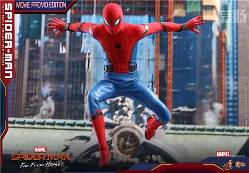 蜘蛛侠(电影期间限定)1:6比例珍藏人偶内地限量发售 模玩 第8张