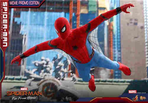 蜘蛛侠(电影期间限定)1:6比例珍藏人偶内地限量发售