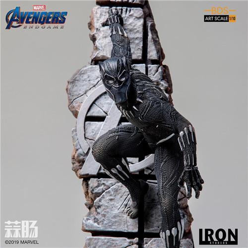 """Iron Studios 发布""""黑豹""""雕像相关发售信息! 模玩 第3张"""