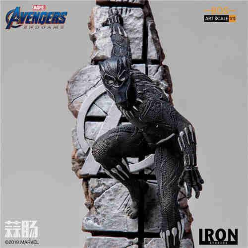 """Iron Studios 发布""""黑豹""""雕像相关发售信息!"""