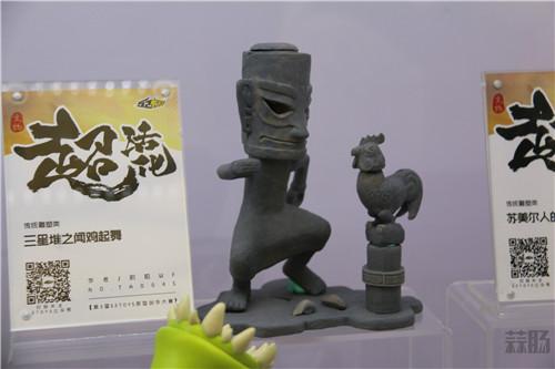 眼花缭乱 WF2019上海首日返图 模玩 第14张
