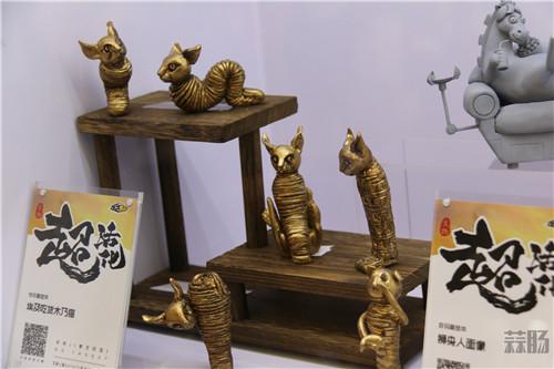 眼花缭乱 WF2019上海首日返图 模玩 第15张