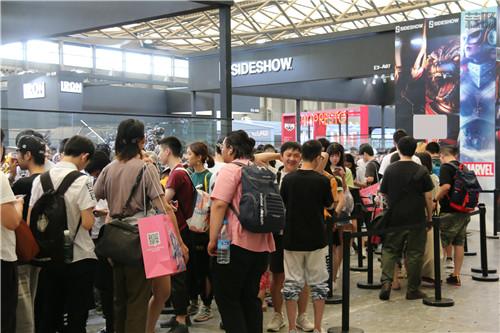 眼花缭乱 WF2019上海首日返图 模玩 第77张