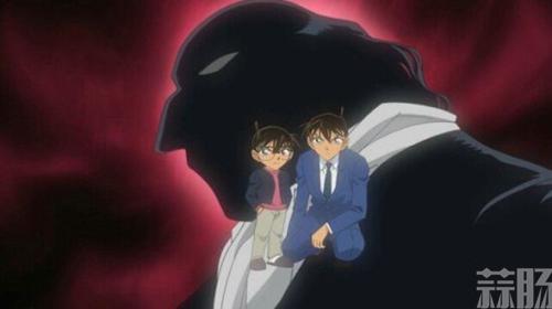 《名侦探柯南》动画将揭晓黑衣组织头目? 收回16年前伏笔! 动漫 第2张