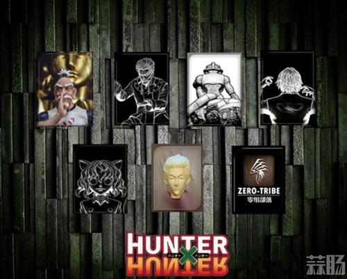 《全职猎人》会长尼特罗雕像 百式观音气势爆表 模玩 第6张