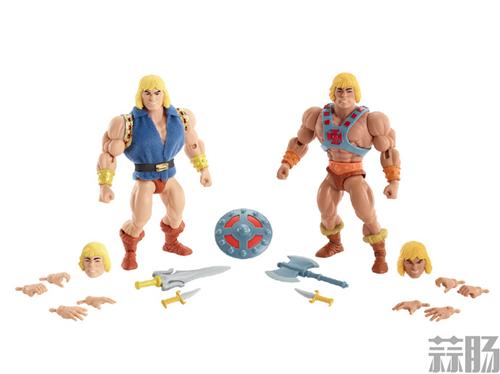 Mattel 发布 2019限定 宇宙巨人希曼套装 模玩 第3张
