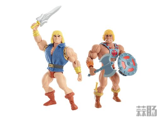Mattel 发布 2019限定 宇宙巨人希曼套装 模玩 第2张