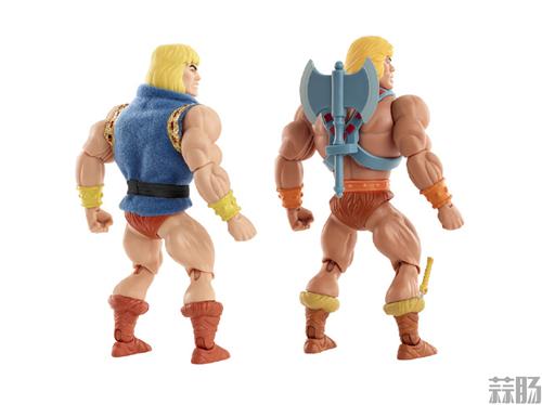Mattel 发布 2019限定 宇宙巨人希曼套装 模玩 第1张