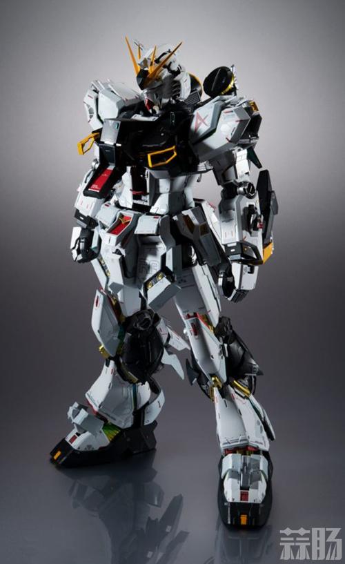 MS解体匠机RX-93 v高达模型公布 模玩 第5张