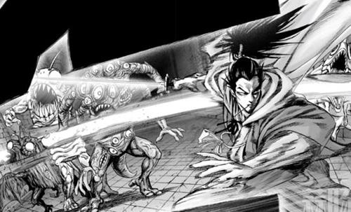 《一拳超人》漫画第152话来了