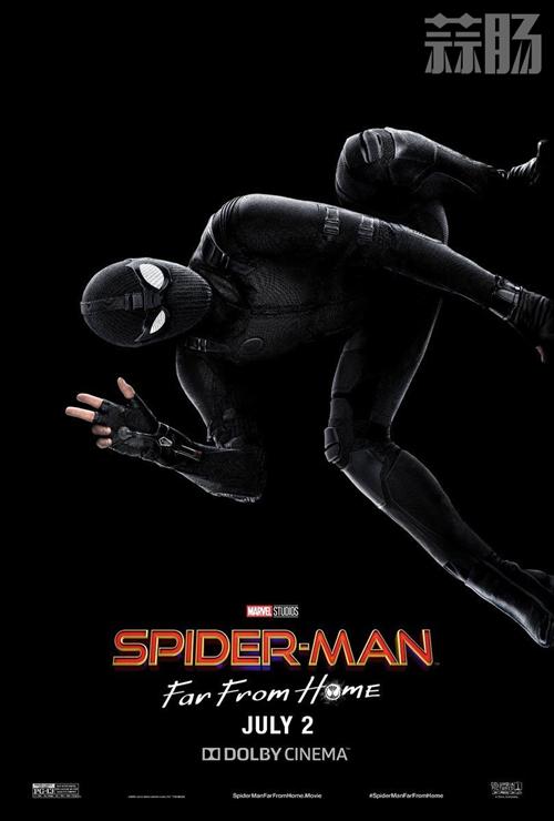 《蜘蛛侠:英雄远征》发布身着潜行衣海报! 漫威 剧照 电影 蜘蛛侠.英雄远征 动漫  第1张