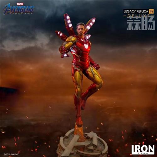 Iron Studios公开钢铁侠MK85雕像发售信息! 模玩 第6张