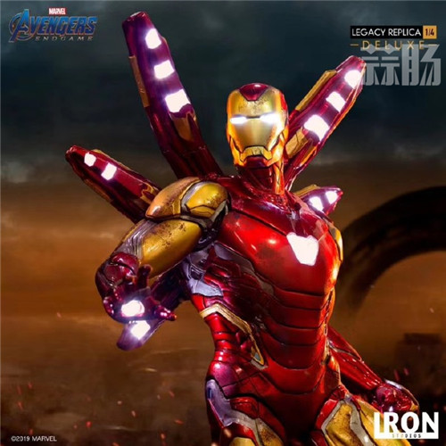 Iron Studios公开钢铁侠MK85雕像发售信息! 模玩 第4张