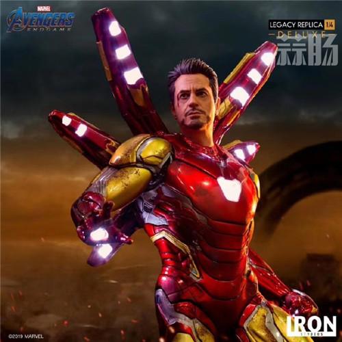 Iron Studios公开钢铁侠MK85雕像发售信息! 模玩 第7张