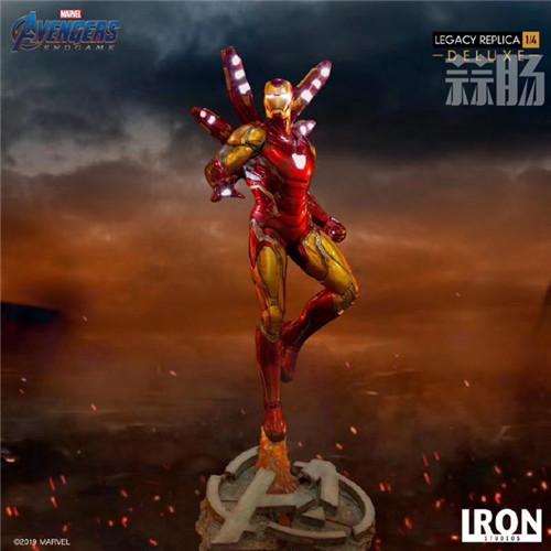 Iron Studios公开钢铁侠MK85雕像发售信息! 模玩 第1张