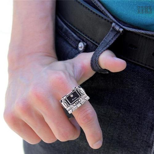 潮流品牌Han Cholo推出变形金刚主题首饰 变形金刚 第8张