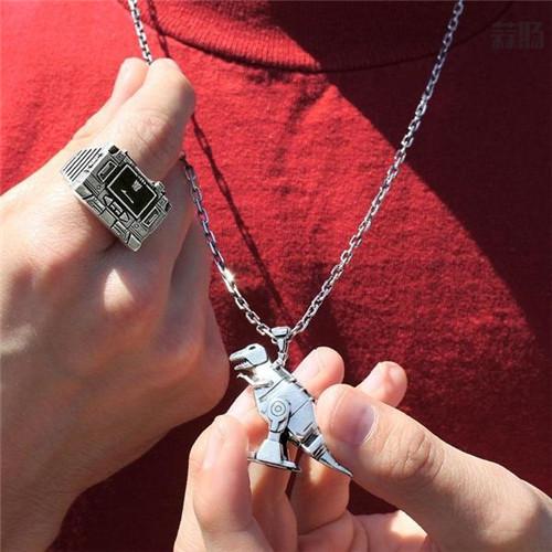 潮流品牌Han Cholo推出变形金刚主题首饰 变形金刚 第7张