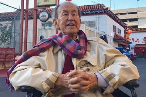 105岁迪士尼华裔动画师去世