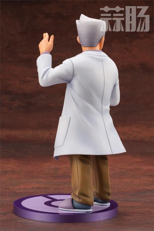 寿屋发布《精灵宝可梦》大木博士及妙蛙种子发售信息! 模玩 第4张
