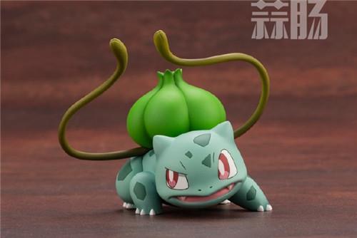 寿屋发布《精灵宝可梦》大木博士及妙蛙种子发售信息! 模玩 第9张