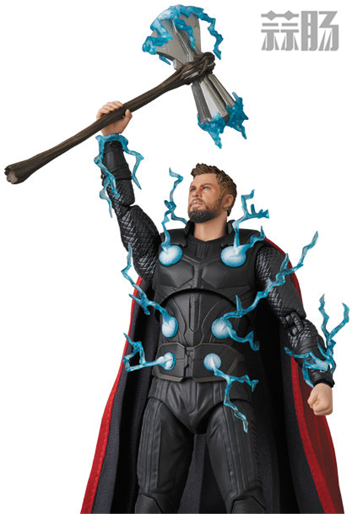 ​MEDICOM TOY发布ACTION FIGURE MAFEX SERIES NO.104 THOR开订信息! 模玩 第5张