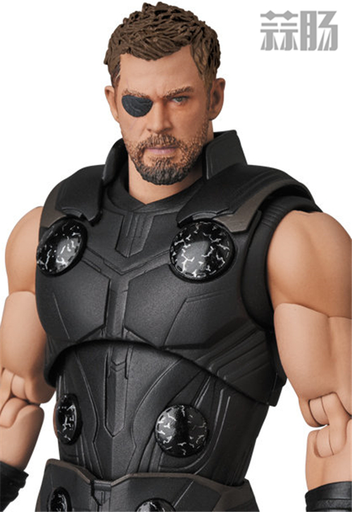 ​MEDICOM TOY发布ACTION FIGURE MAFEX SERIES NO.104 THOR开订信息! 模玩 第1张