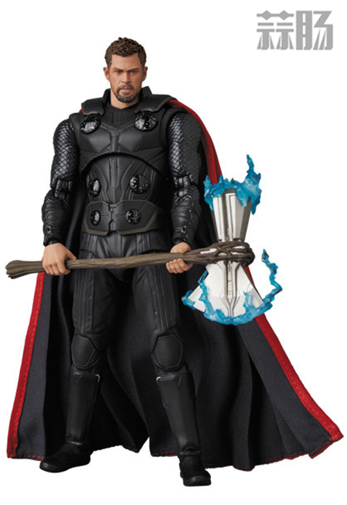 ​MEDICOM TOY发布ACTION FIGURE MAFEX SERIES NO.104 THOR开订信息! 模玩 第4张
