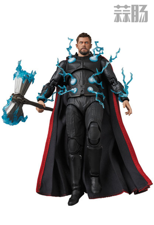 ​MEDICOM TOY发布ACTION FIGURE MAFEX SERIES NO.104 THOR开订信息! 模玩 第2张
