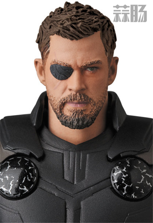 ​MEDICOM TOY发布ACTION FIGURE MAFEX SERIES NO.104 THOR开订信息! 模玩 第7张