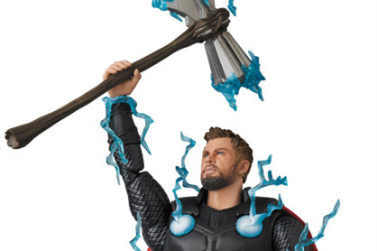 ​MEDICOM TOY发布ACTION FIGURE MAFEX SERIES NO.104 THOR开订信息!