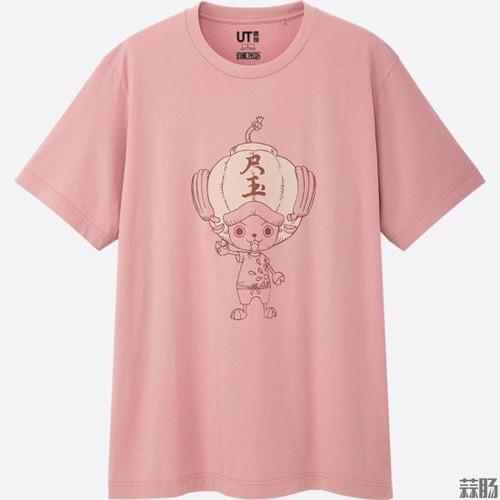 优衣库&《海贼王》剧场版T恤来了! 动漫 第5张