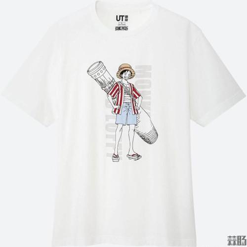 优衣库&《海贼王》剧场版T恤来了! 动漫 第6张