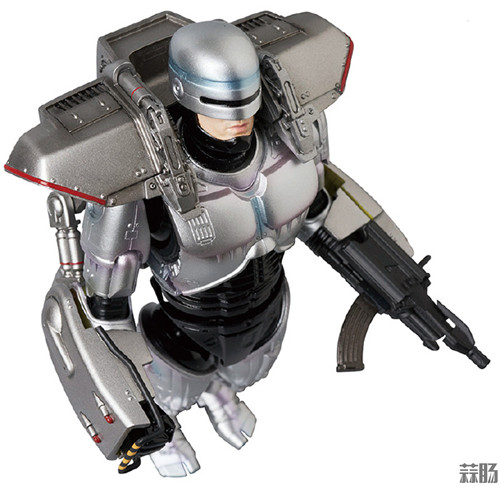 MedicomToy MAFEX系列《机械战警3》可动人偶 模玩 第1张