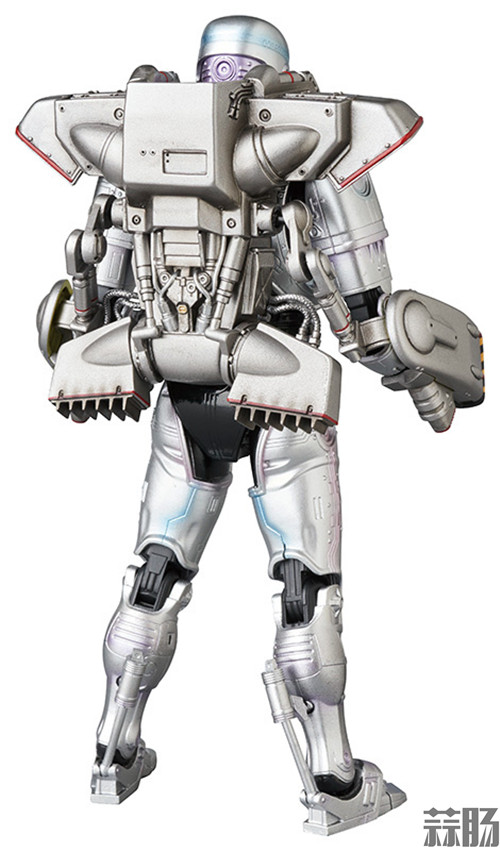 MedicomToy MAFEX系列《机械战警3》可动人偶 模玩 第4张