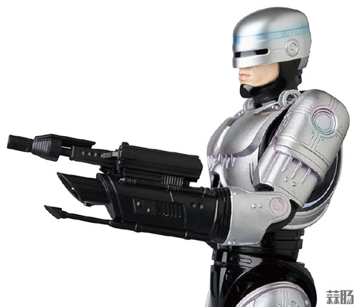 MedicomToy MAFEX系列《机械战警3》可动人偶 模玩 第5张