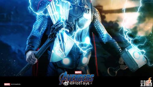 HT即将推出《复仇者联盟4:终局之战》雷神手办