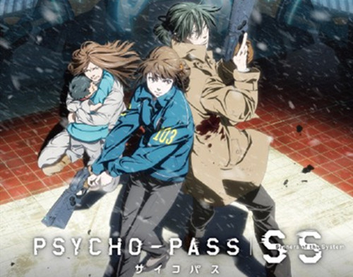 剧场版《PSYCHO-PASS Sinners of the System》中字预告公开!