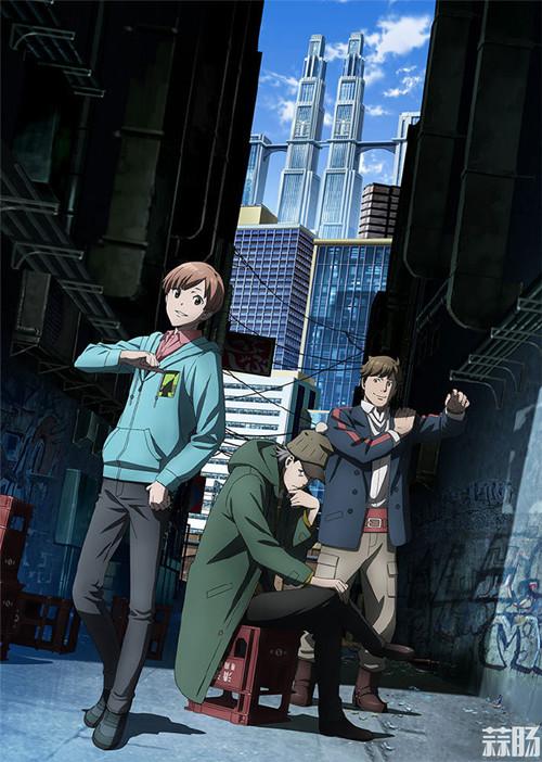 10月番《歌舞伎町夏洛克》新视觉图公布 动漫 第1张