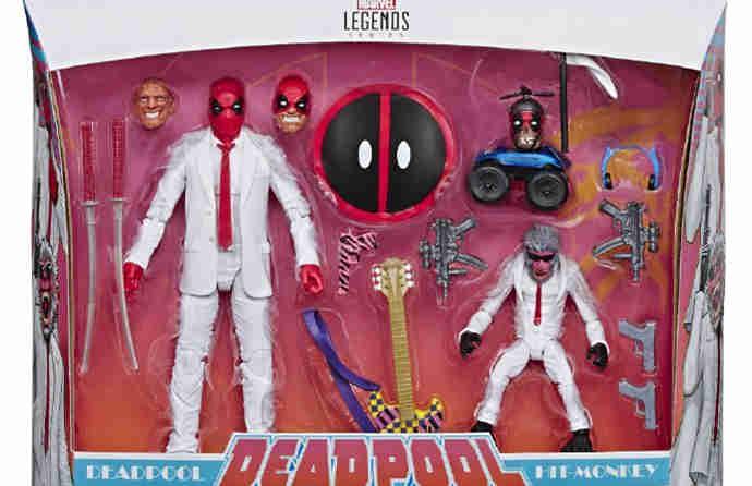 孩之宝复仇者联盟新玩具实体图放出