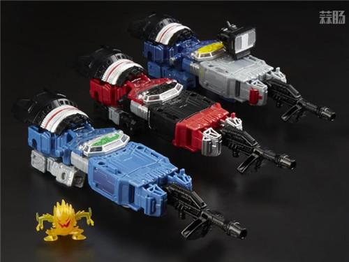 孩之宝推出粉丝限定版变形金刚围城照相机G1配色玩具 变形金刚 第3张