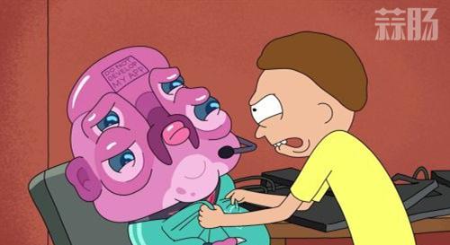 《瑞克和莫蒂》第四季首曝片段 《雷神3》导演献声 动漫 第2张