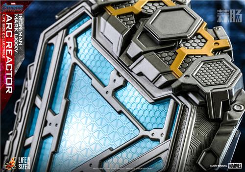HOT TOYS公布3款1:1比例漫威超级英雄珍藏品 模玩 第1张