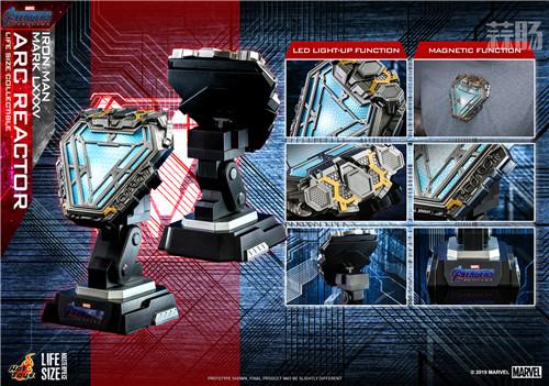 HOT TOYS公布3款1:1比例漫威超级英雄珍藏品 模玩 第11张