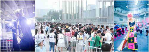 第二届IDO精品大展 7月暑期动漫狂欢节完美收官